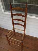 Naked chair