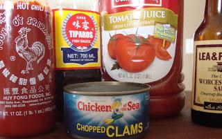 tom clamo ingredients