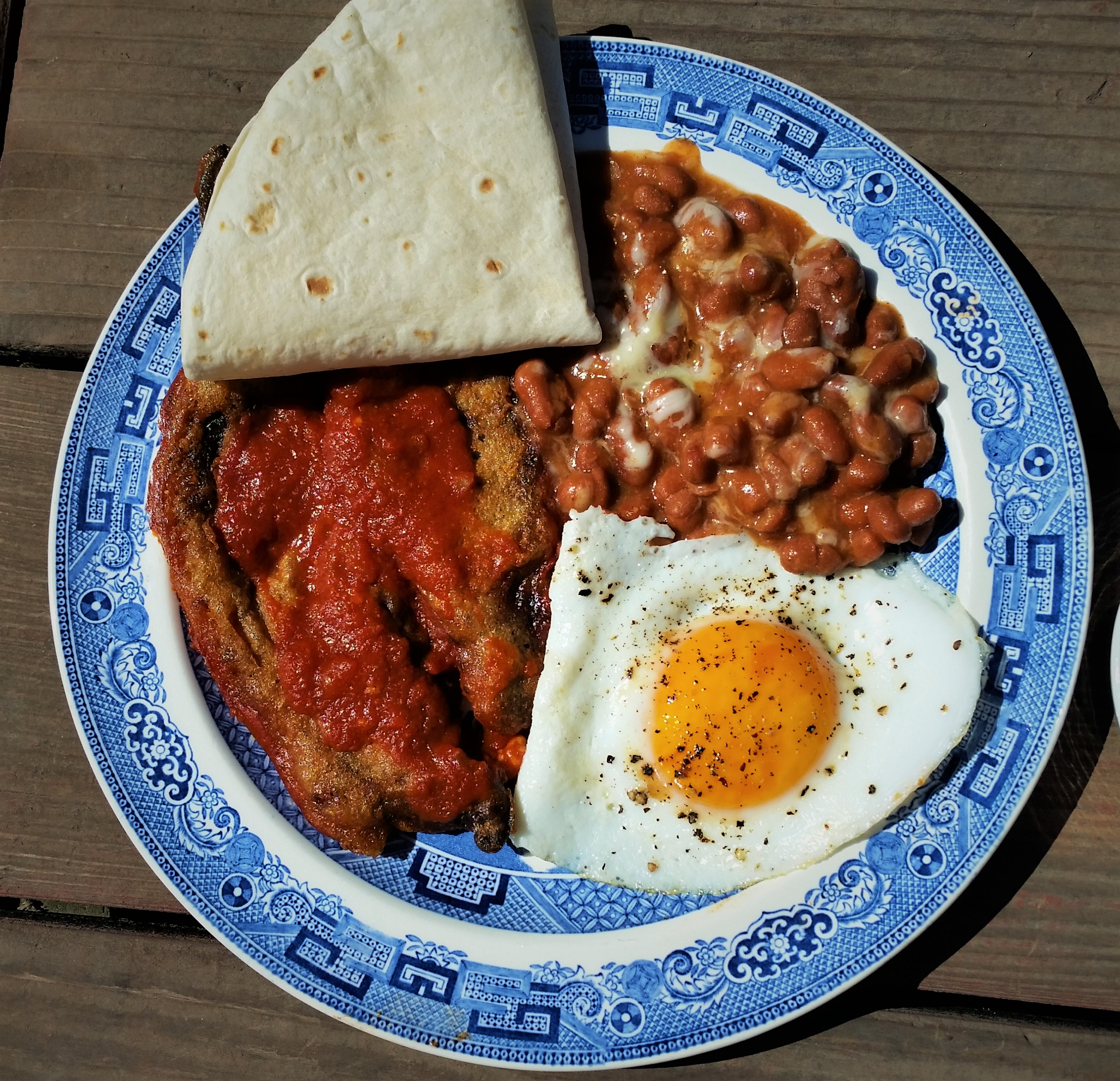 chile rellanos breakfast