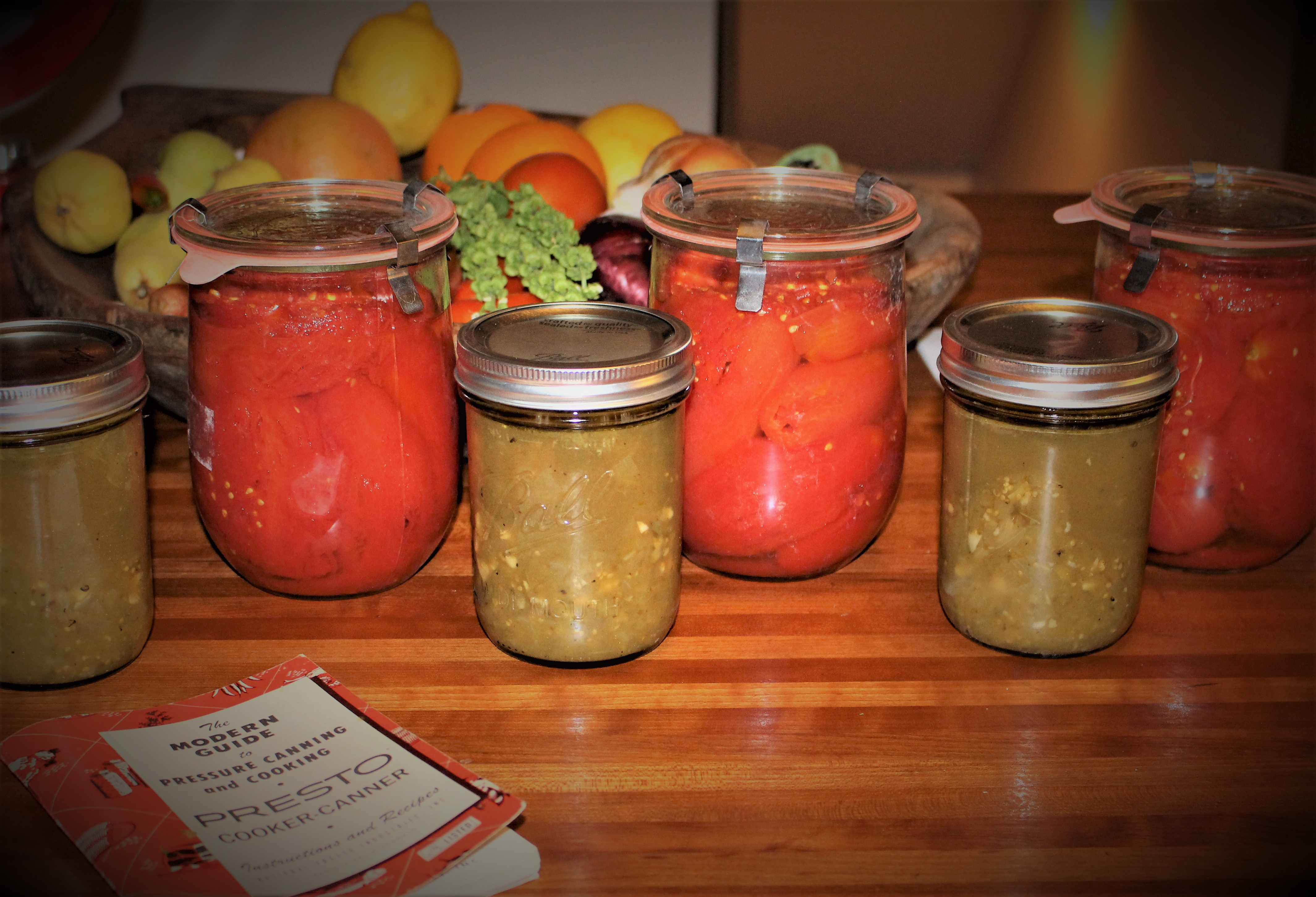 canning day