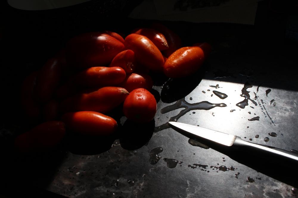 tomatoes.still life